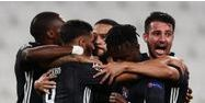 Lyon Ligue des champions C1 OL