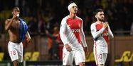 Joueurs de Monaco face à la Juve (1280x640) BORIS HORVAT / AFP