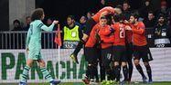 Rennes Arsenal Ligue Europa DAMIEN MEYER / AFP