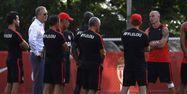 AS Monaco entraînement 1280 VALERY HACHE / AFP