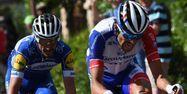 Pinot et Alaphilippe sur le Tour 2019 (1280x640) Anne-Christine POUJOULAT / AFP