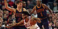 Derrick Rose Bulls Cavaliers NBA 1280