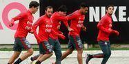 Les joueurs chiliens (1280x640) Claudio REYES/AFP