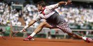 Stanislas Wawrinka Tennis Roland Garros 1280 KENZO TRIBOUILLARD / AFP