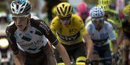 Romain Bardet a animé ce Tour (1280x640) Lionel BONAVENTURE/AFP