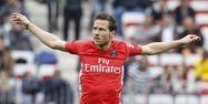 Yohan Cabaye Football PSG VALERY HACHE / AFP 1280