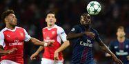 Matuidi face à Arsenal (1280x640) Franck FIFE/AFP