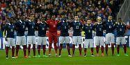 L'équipe de France face au Brésil (1280x640) Miguel MEDINA/AFP
