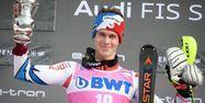 Clément Noël, vainqueur à Wengen (1280x640) Lionel BONAVENTURE / AFP