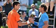 Djokovic face à Nadal en 2015 (1280x640) Pascal GUYOT/AFP