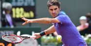 Roger Federer à Roland-Garros 2015 (1280x640) Pascal GUYOT/AFP