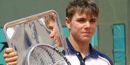 Wawrinka vainqueur de Roland-Garros junior en 2003 (1280x640) Christophe ARCHAMBAULT/AFP