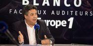 Serge Blanco Face aux auditeurs ERIC FROTIER/CAPA-EUROPE 1