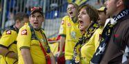 Supporters de Sochaux (1280x640) Sébastien BOZON/AFP