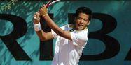 Mick Lescure, tennis, pro,