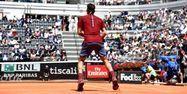 Roger Federer à Rome en 2016 (1280x640) TIZIANA FABI / AFP