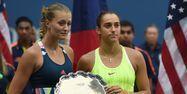 Mladenovic et Garcia à l'US Open (1280x640) Timothy A. CLARY / AFP