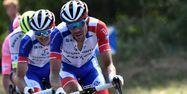 Thibaut Pinot sur le Tour 2019 (1280x640) JEFF PACHOUD / AFP