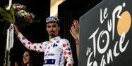 Julian Alaphilippe vainqueur de la 16ème étape (1280x640) Philippe LOPEZ / AFP