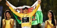 Geraint Thomas vainqueur du Tour 2018 (1280x640) Philippe LOPEZ / AFP