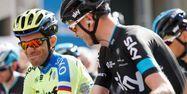 Contador avec Froome (1280x640) Quique GARCIA/AFP