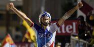 Thibaut Pinot sur le Tour 2015 (1280x640) Eric FEFERBERG/AFP