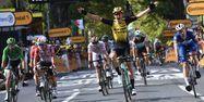 Wout Van Aert vainqueur à Albi (1280x640) Anne-Christine POUJOULAT / AFP