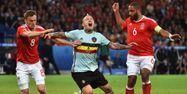 Nainggolan Belgique pays de Galles PHILIPPE HUGUEN / AFP 1280