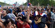 France Irlande Paris fan zone ALAIN JOCARD / AFP 1280