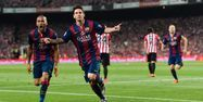Lionel Messi face à l'Athletic Bilbao (1280x640) Josep LAGO/AFP