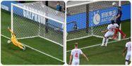 Hugo Lloris Karim Benzema France Suisse @AFP