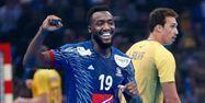 Luc Abalo Mondial handball France Brésil Thomas SAMSON / AFP 1280x640