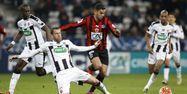 Hatem Ben Arfa et Sylvain Armand (1280x640) Valéry HACHE/AFP
