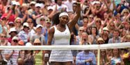 Serena Williams à Wimbledon 2015 (1280x640) Leon NEAL/AFP