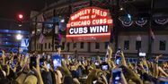 Image de Wrigley Field à Chicago (1280x640) Tasos Katopodis / AFP