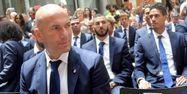 Zinédine Zidane (1280x640) CURTO DE LA TORRE / AFP