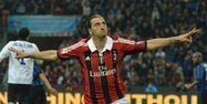 Zlatan Ibrahimovic Milan 1280 GIUSEPPE CACACE / AFP