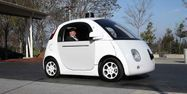 Google Car 1280 JUSTIN SULLIVAN / GETTY IMAGES NORTH AMERICA / AFP