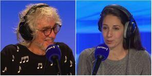 Anne Roumanoff : avec Louis Bertignac et Bernard Werber