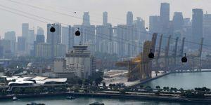 Singapour célèbre rencontres applications