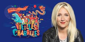 Emilie Mazoyer - Vieilles Charrues 2019 - DR - Capa Europe 1