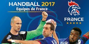 Vignette Panini N°55 Handball 2017