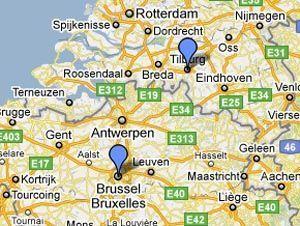 La prison de Tilburg. 300276