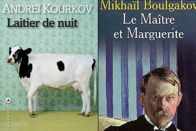 Laitier de nuit et Le maitre et Marguerite Liana Levi/Pocket