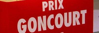 Michel Houellebecq livre La Carte et le territoire. Goncourt rouge 600200