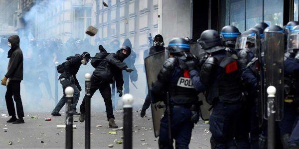 14.06.Manifestation loi Travail Paris violences.ALAIN JOCARD  AFP.1280.640