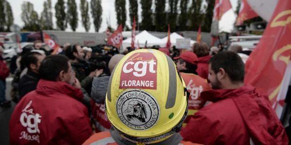 17.10.Florange siderurgie industrie metal CGT.Frederick FLORIN  AFP.1280.640