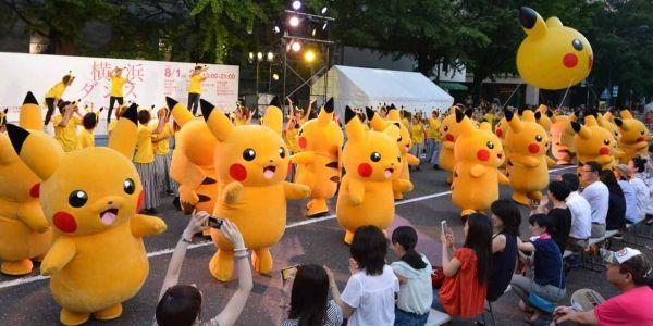 22.07.Pokemon Pikachu.KAZUHIRO NOGI  AFP.1280.640