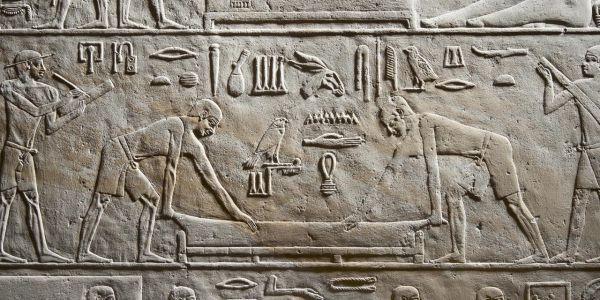 44_Louvre_Tous m+®c+¿nes 2016_Mastaba d'Akh+®th+®tep 6 -® 2016 Mus+®e du Louvre_Thierry Ollivier