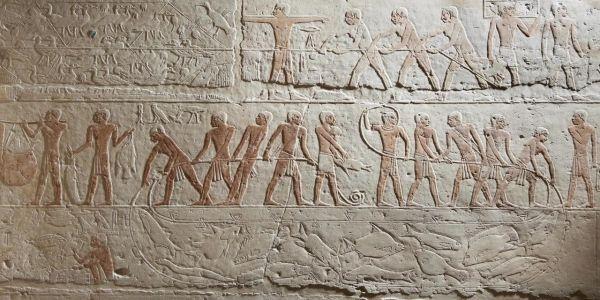 6_Louvre_Tous m+®c+¿nes 2016_Mastaba d'Akheth+®tep -® 2016 Mus+®e du Louvre _Thierry Ollivier